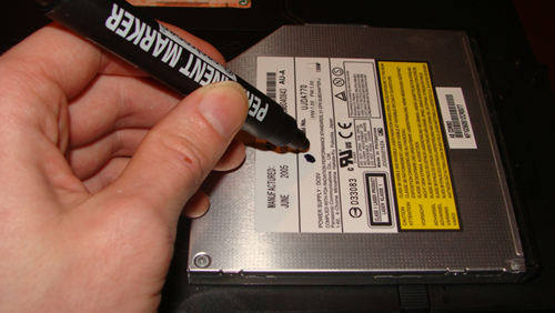 замена привода в ноутбуке